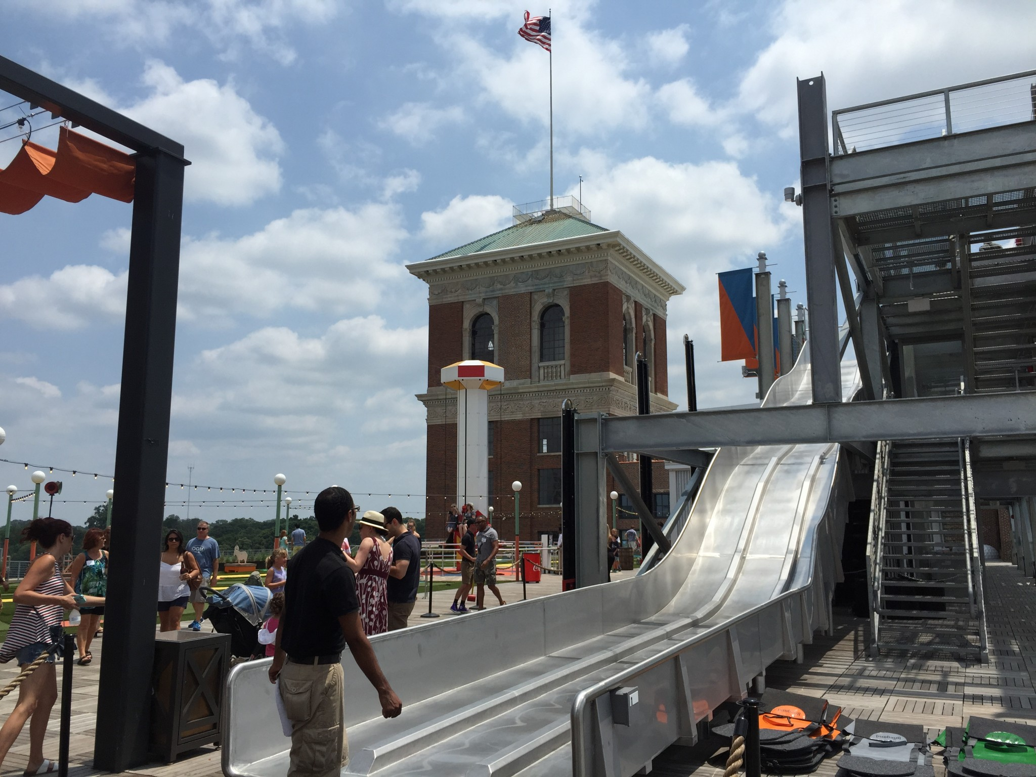Preview Skyline Park At Ponce City Market Nears Opening