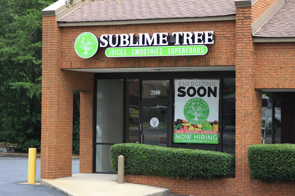 Sublime Tree Roswell