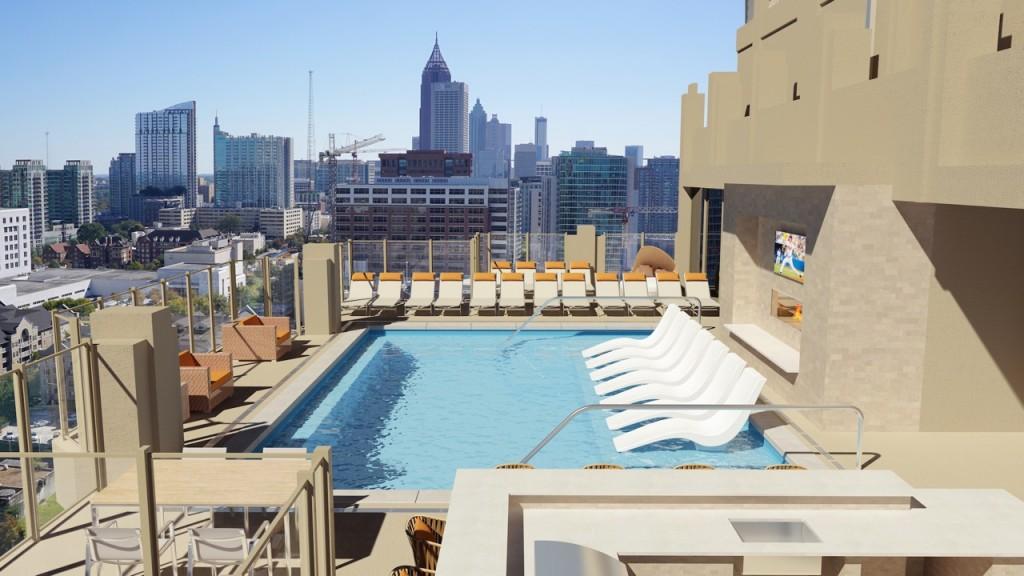 Atlantic House | Pool