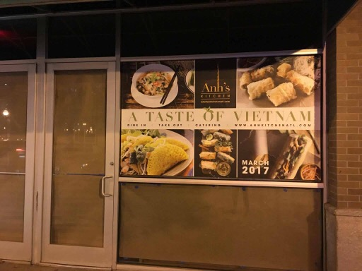 Anh's KItchen - Viewpoint Midtown