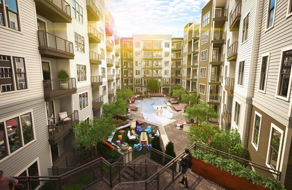 Helios Apartments Terrace Side