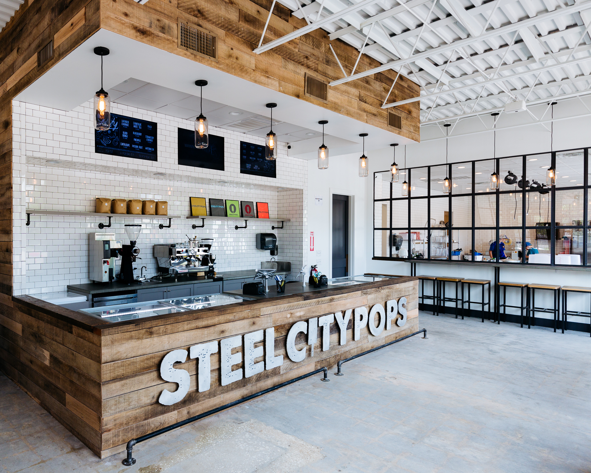 Steel City Pops in Houston. Photo: Jeff Parkes Photography