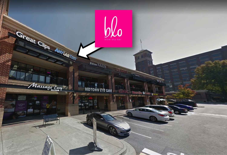 Blo Blow Dry Bar - Midtown Place - Atlanta