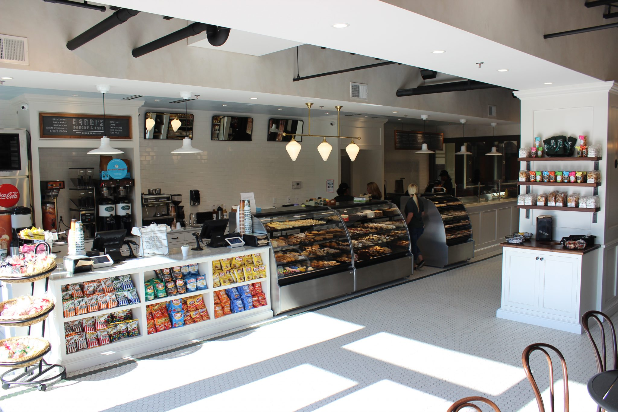 Henri's Bakery and Cafe - Andrews Square 1