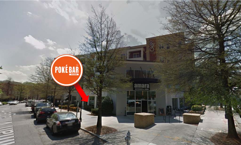Poke Bar - Inman Park - Atlanta