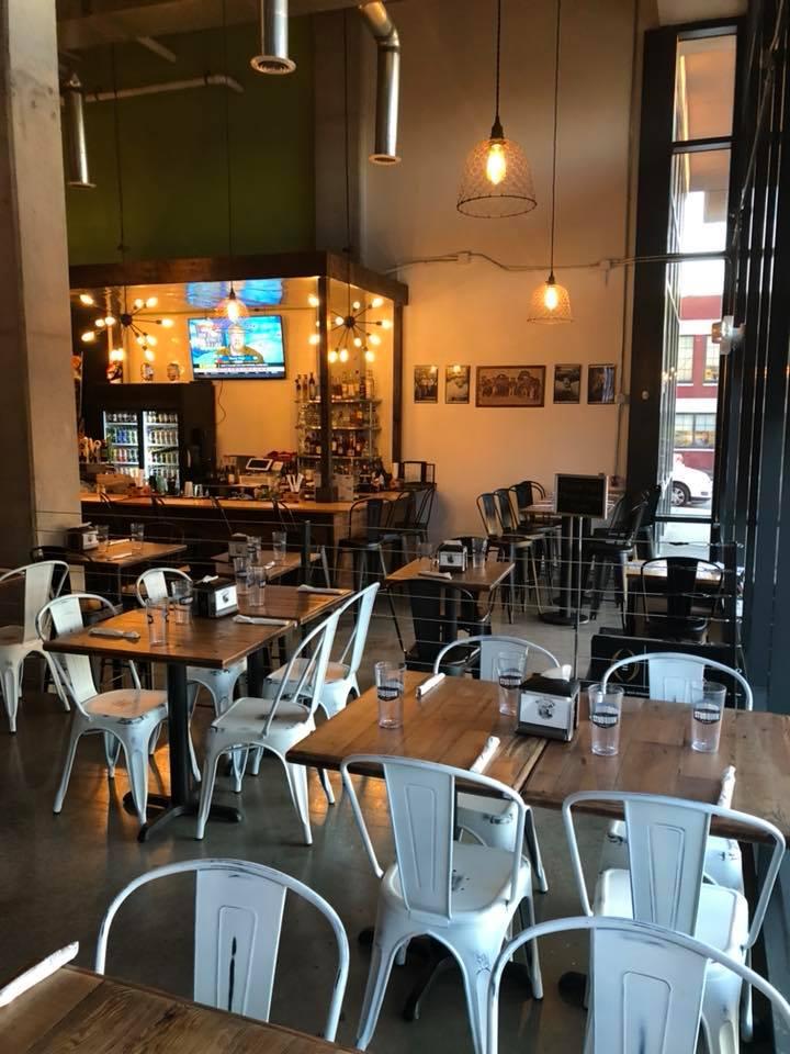 Inside Taco Cantina Old Fourth Ward