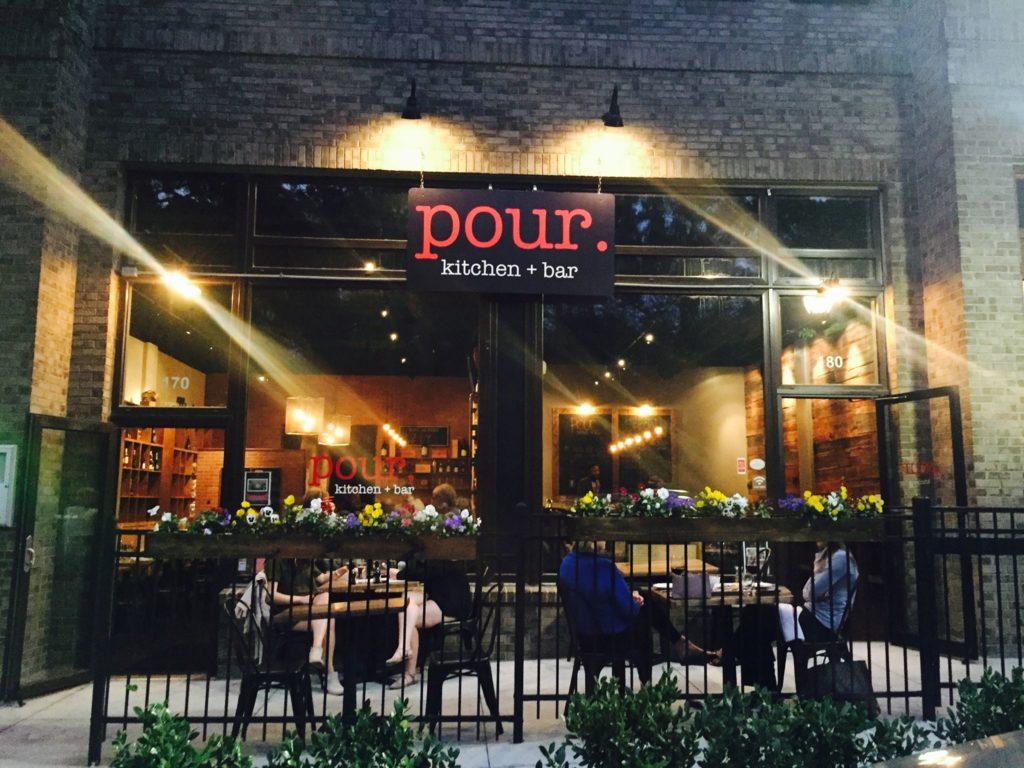 Pour. A.M. - Pour. Kitchen + Bar