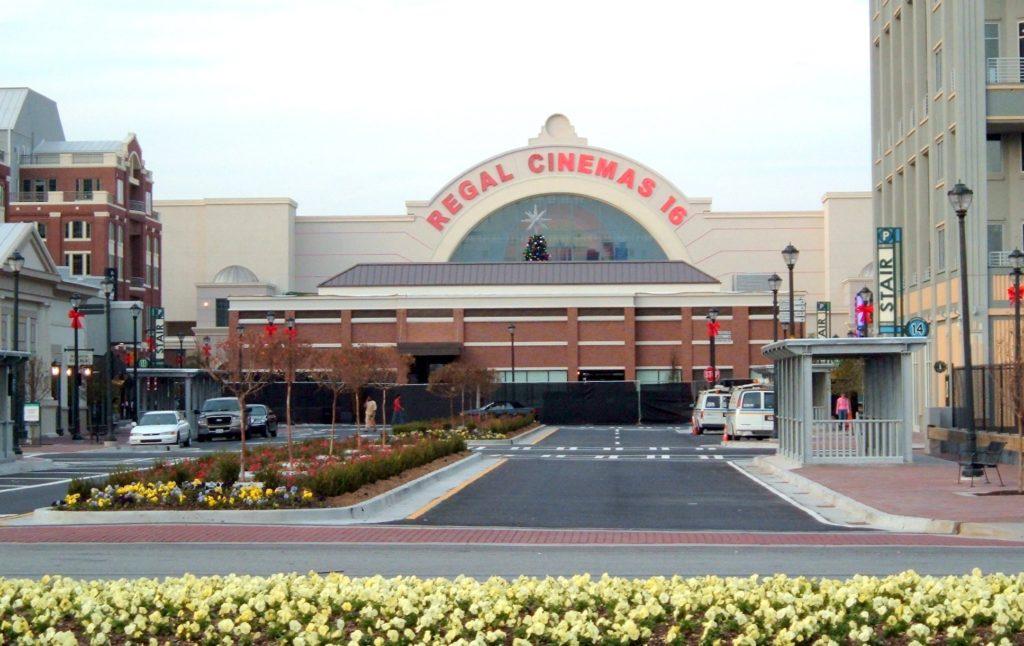 Regal Cinemas Atlantic Station