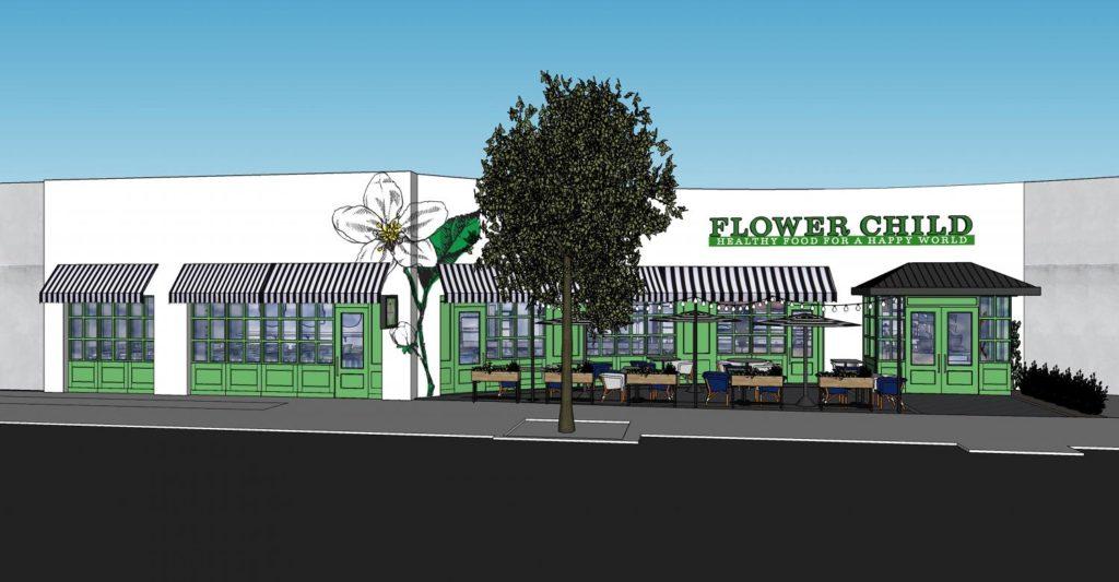 Flower Child Shops Around Lenox