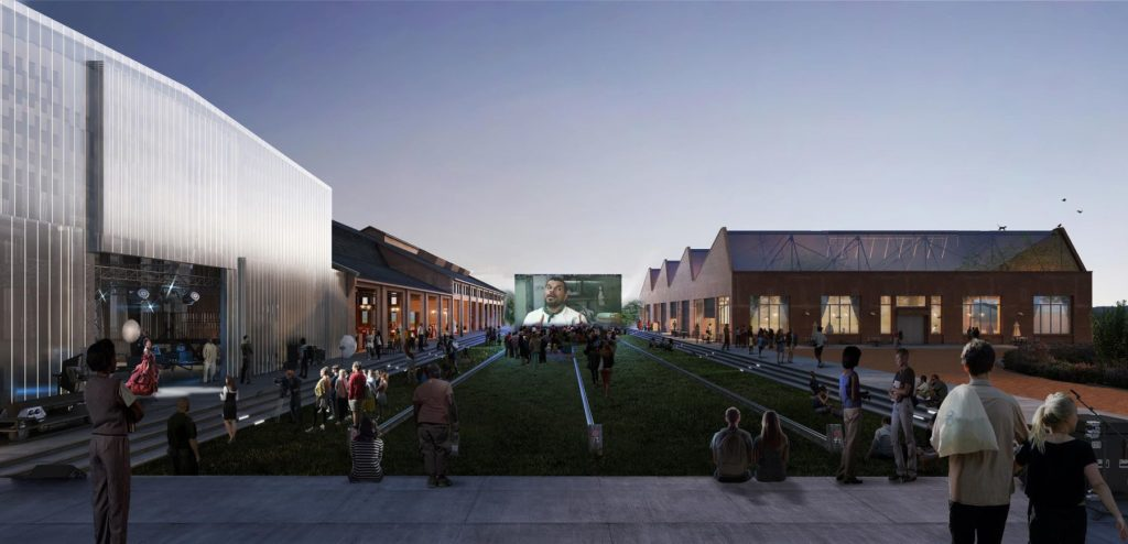 Pullman Yards Rendering 3