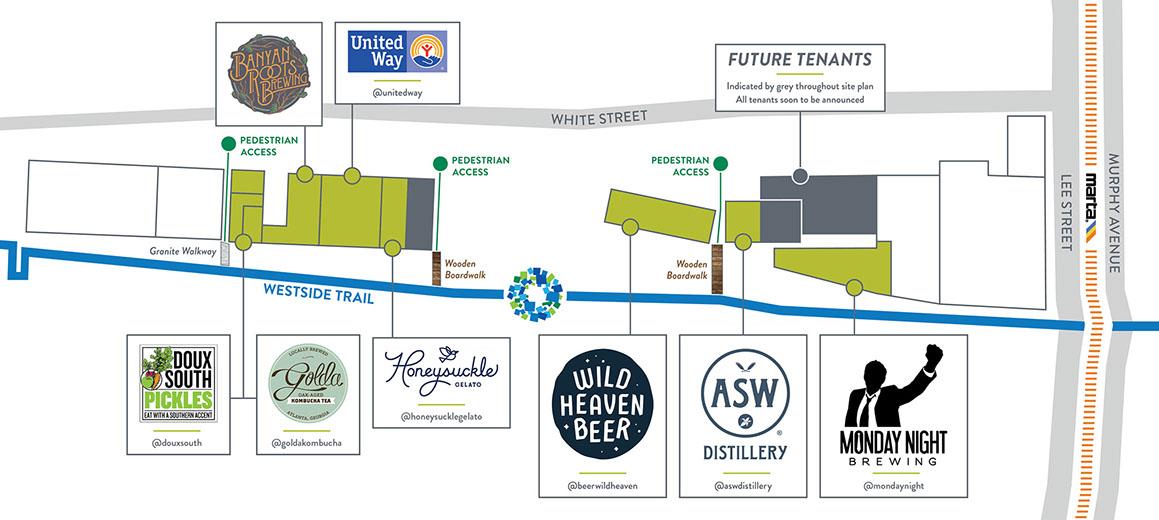 Wild Heaven Beer - Lee + White - Tenant Plan