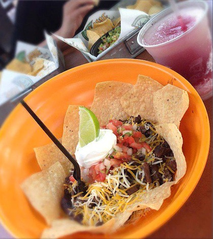 Mexican Restaurant On West Peachtree