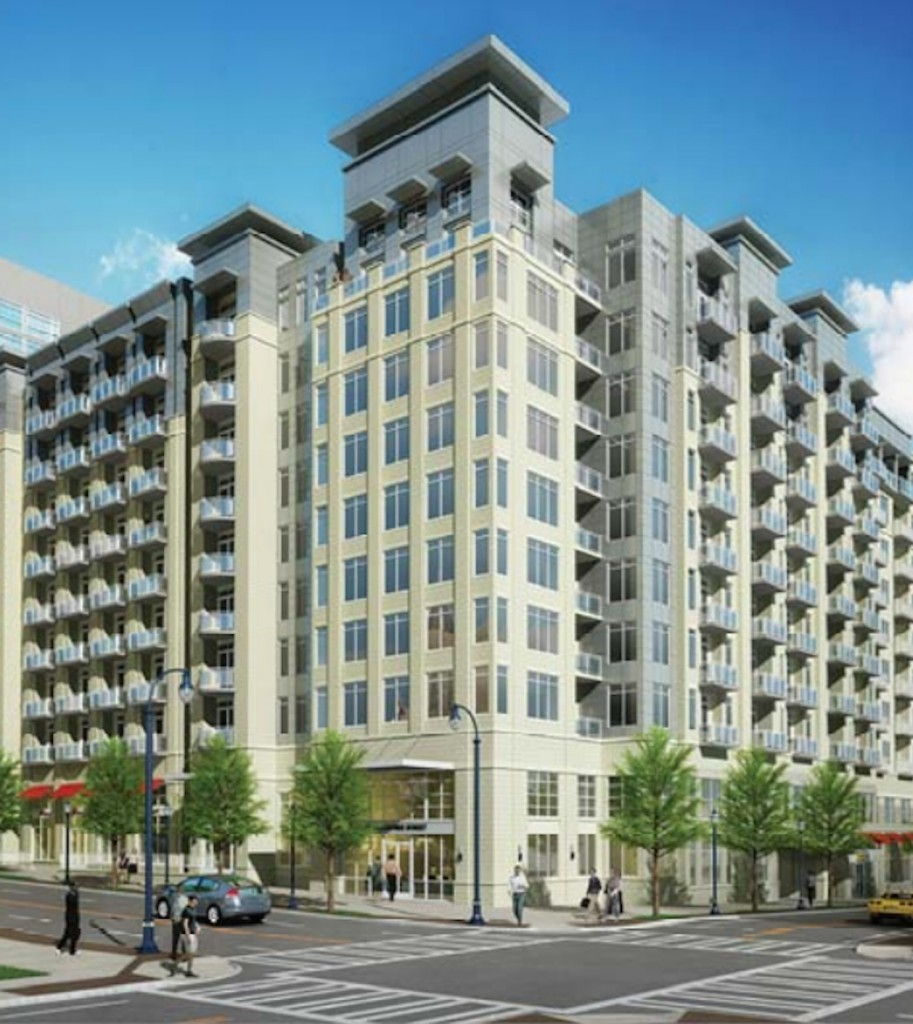 Plans Filed For 5th and Peachtree Retail and Residential Project ...