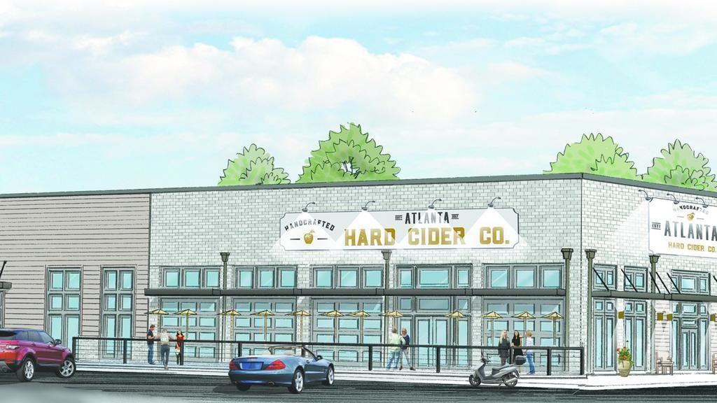 Atlanta Hard Cider - West Midtown
