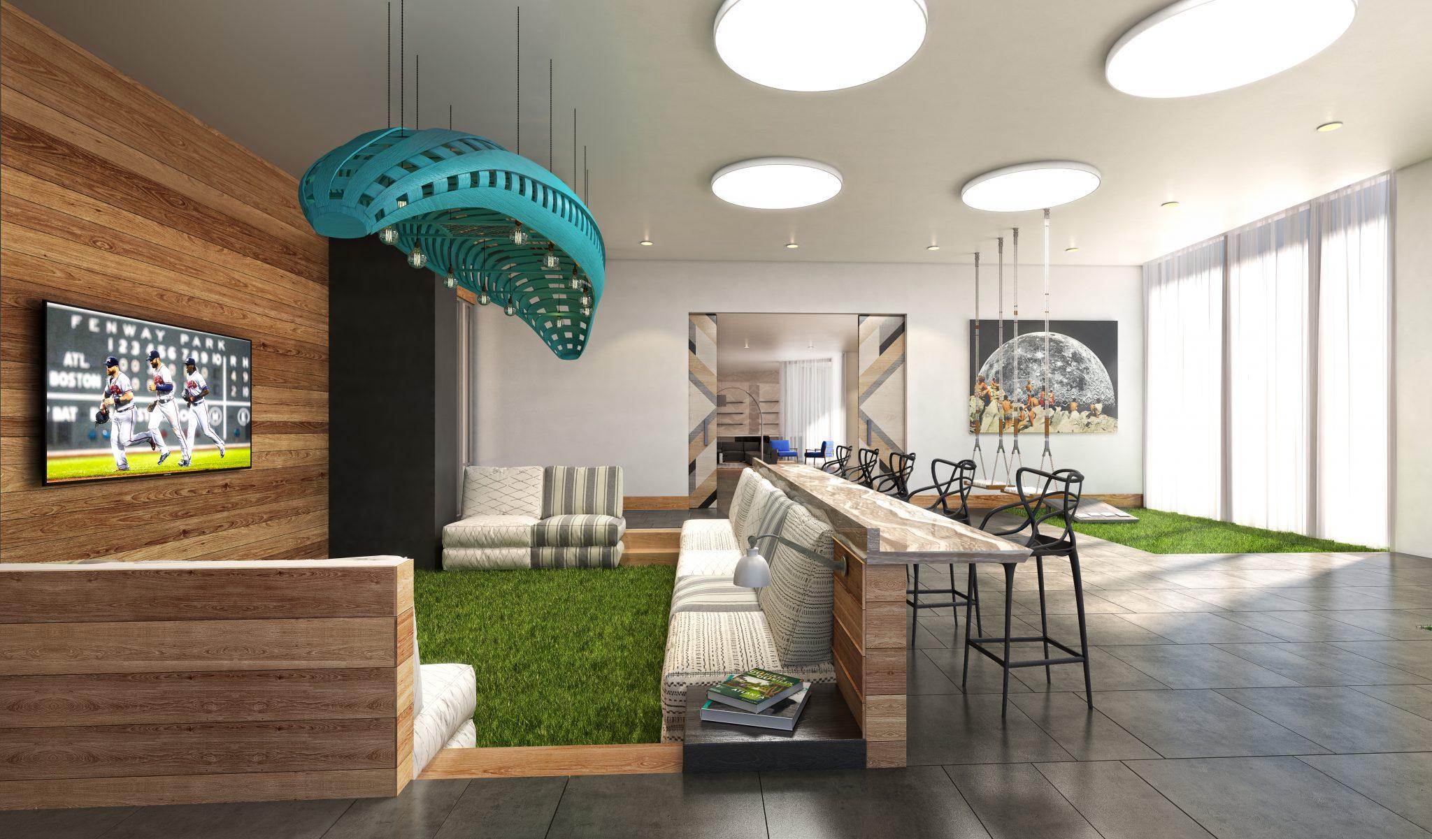 Broadstone Ridge_Clubroom