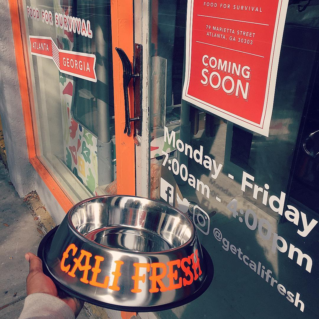Cali Fresh - Donwtown