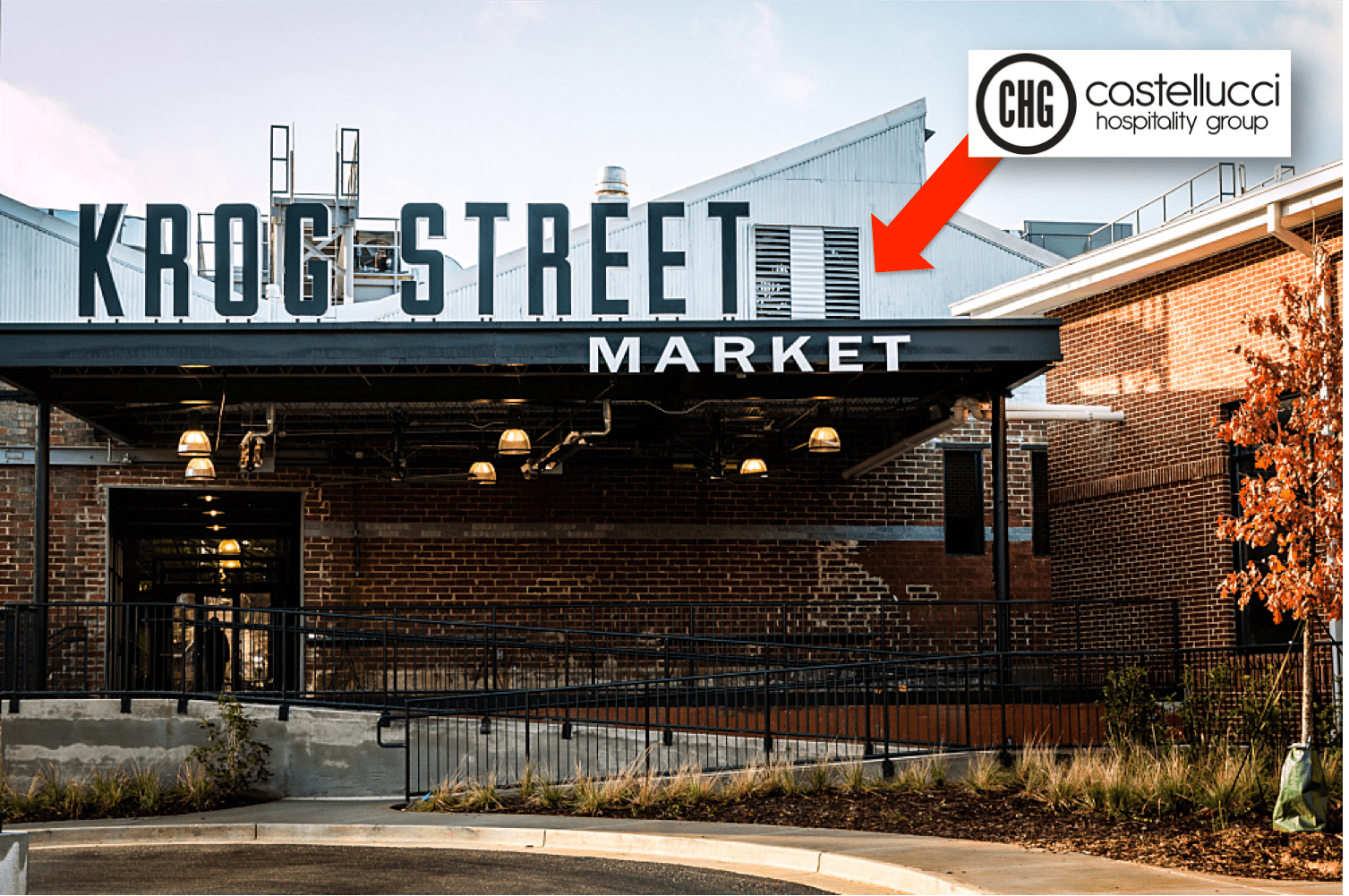 Castellucci to replace Frankly | Krog Street Market