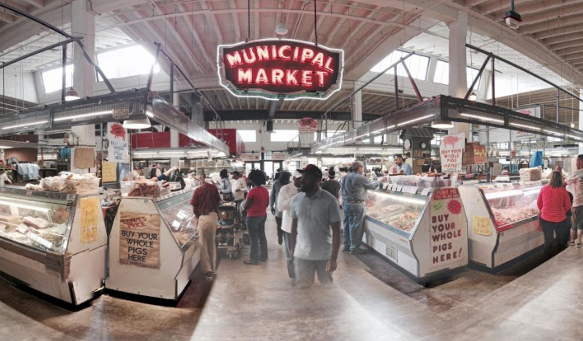 Coach Joe's Eatery and City Provisions - Sweet Auburn Curb Market