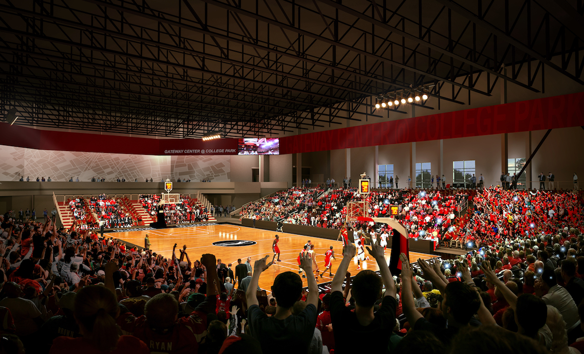 Gateway Center - Bowl - Basketball