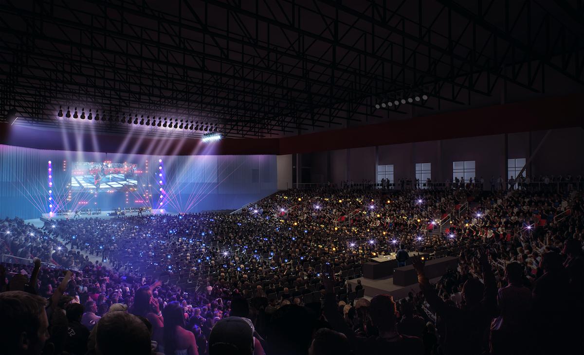 Gateway Center - Bowl - Concert