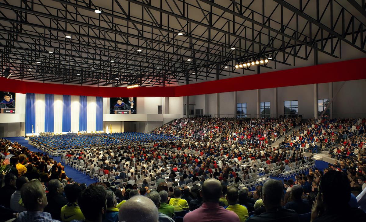 Gateway Center - Bowl - Convocation