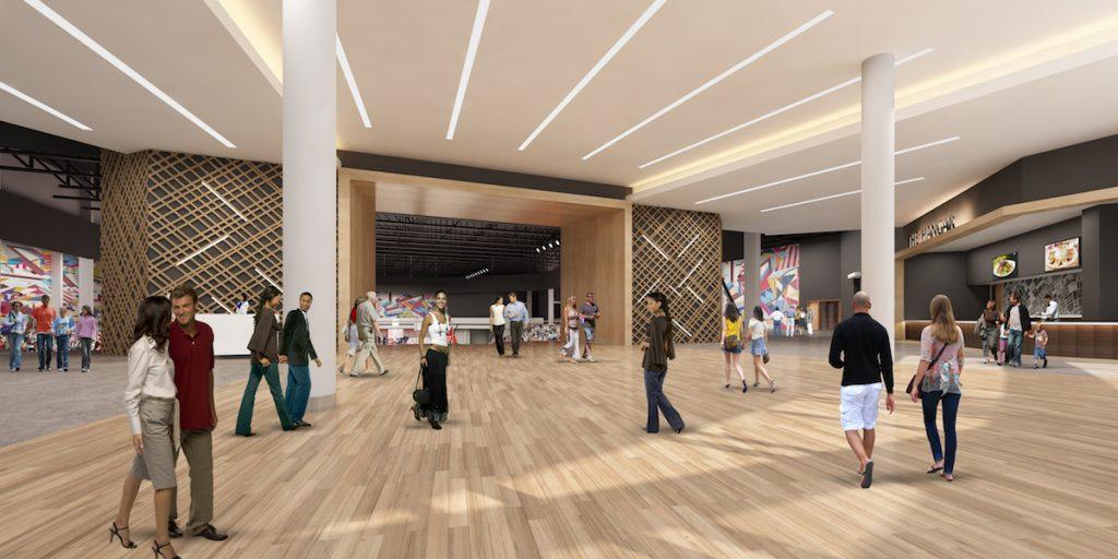 Gateway Center - Lobby
