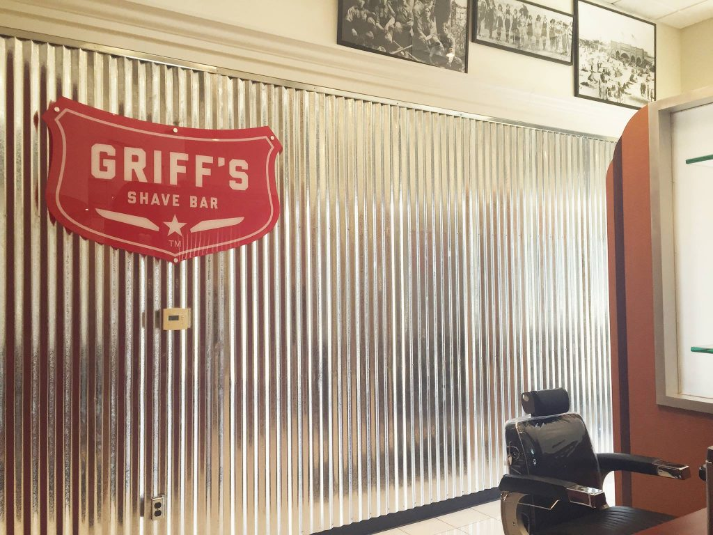 Griff's Shave Bar