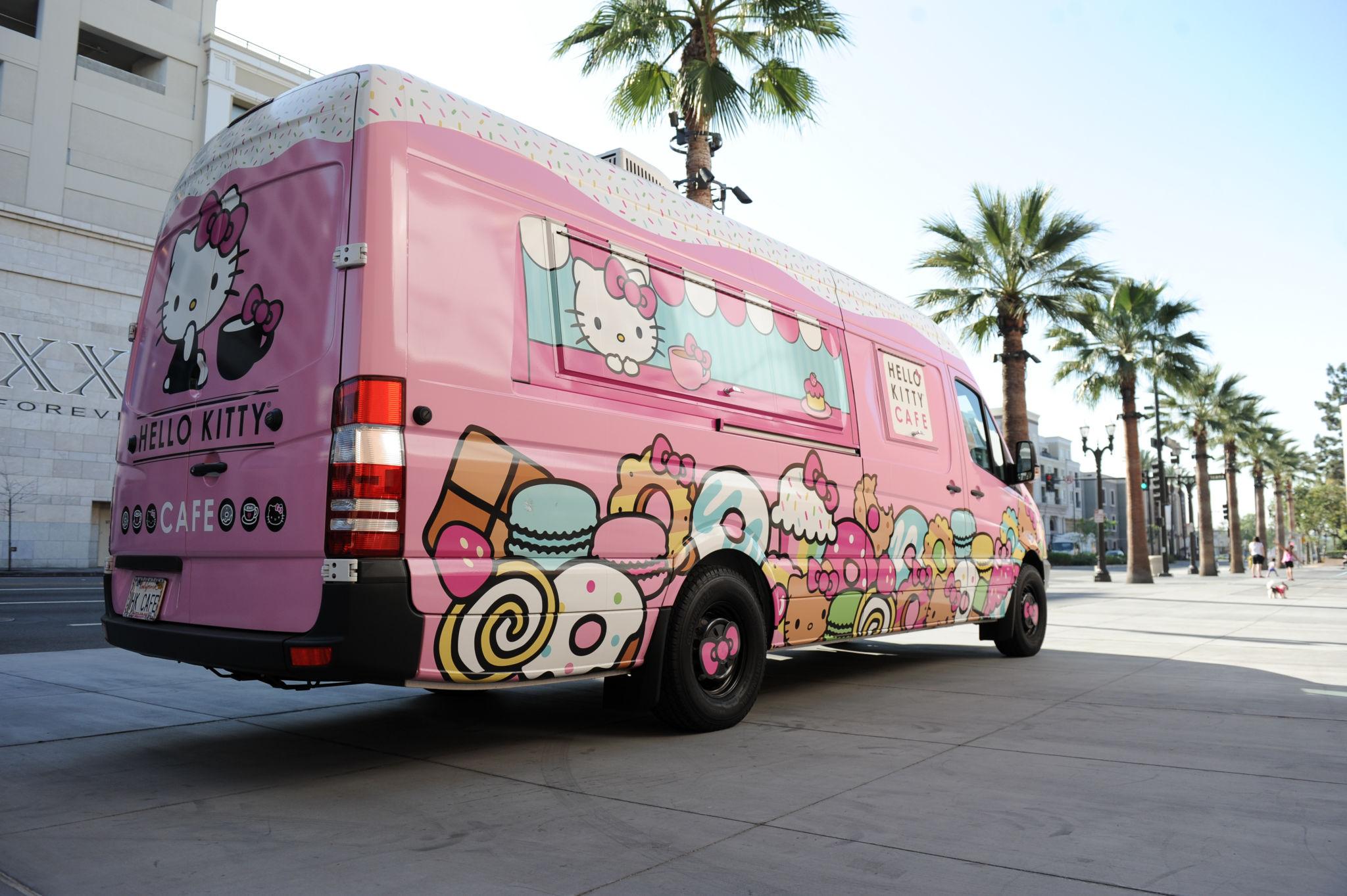 Hello Kitty Cafe Truck - Atlanta