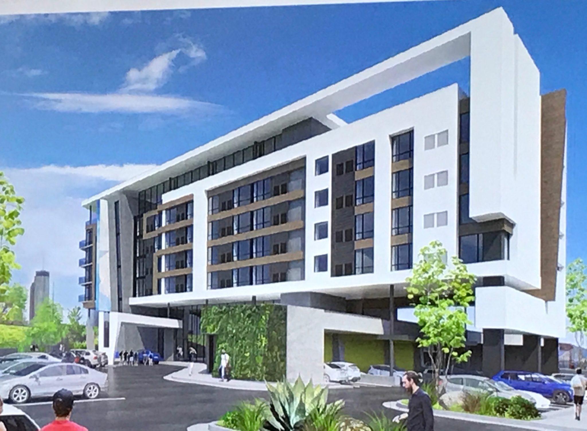 Hotel Cameron - Atlanta - Rendering 1