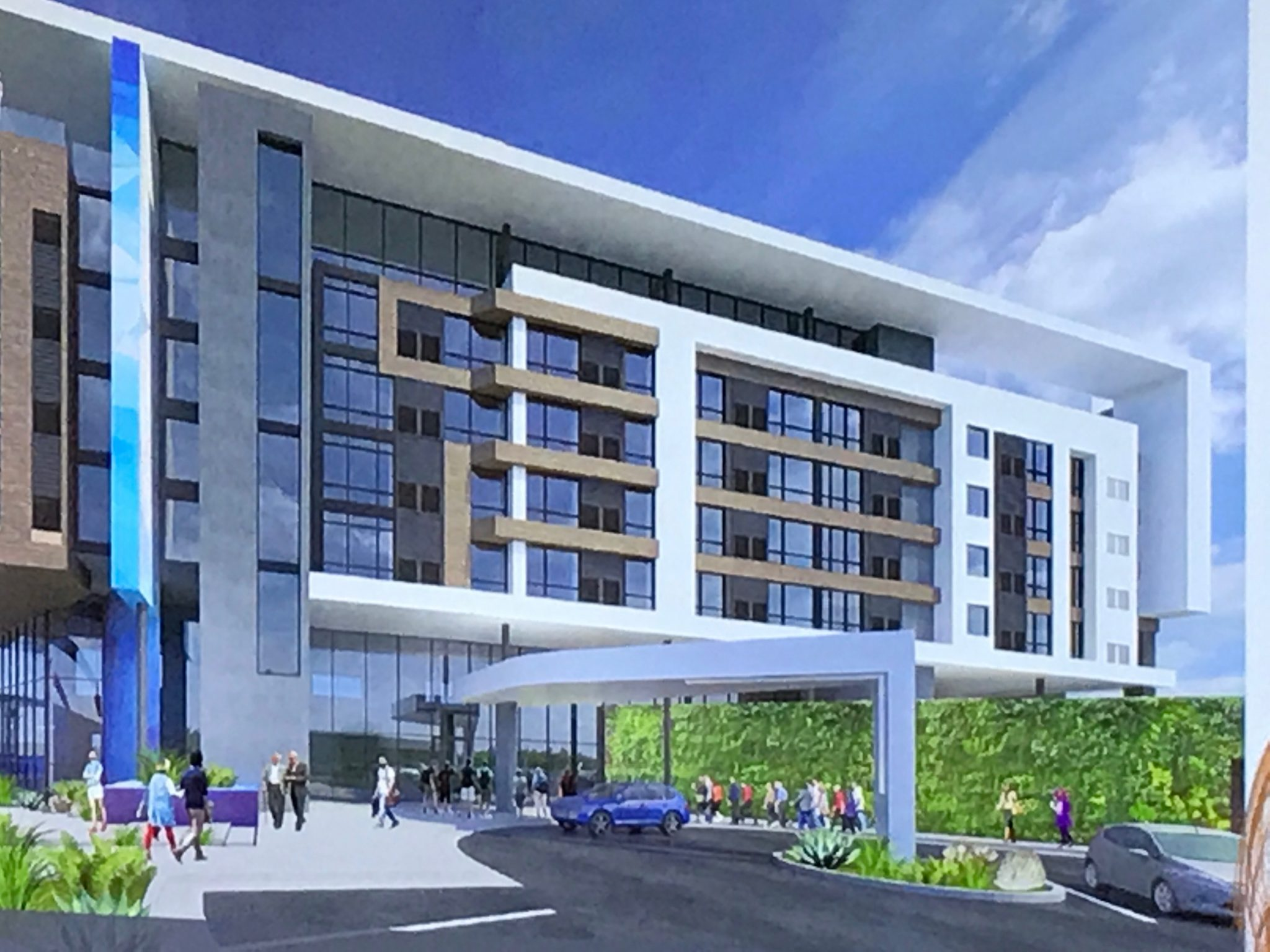 Hotel Cameron -Atlanta - Rendering 3