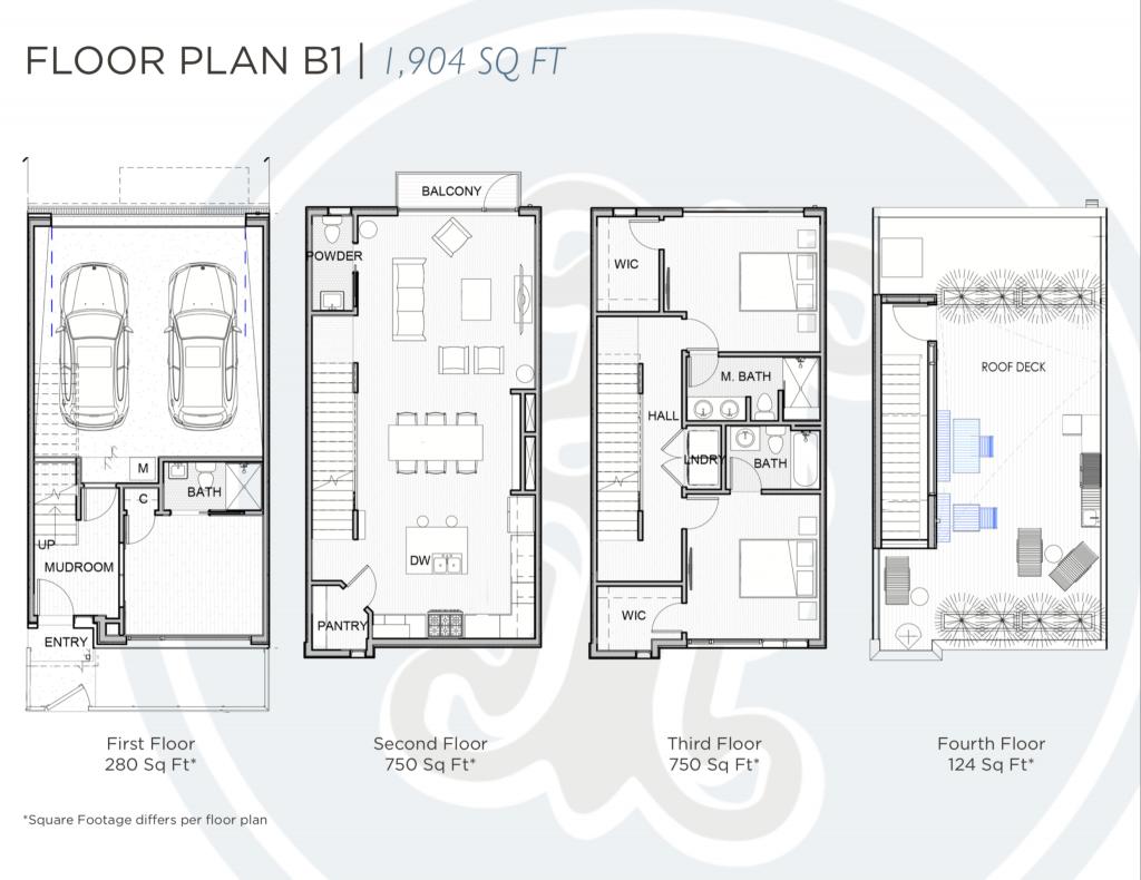 Ironside - Floor plan 1