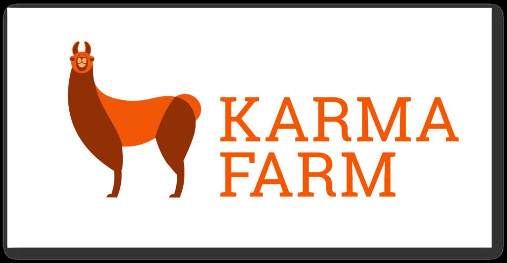 Karma Farm Logo