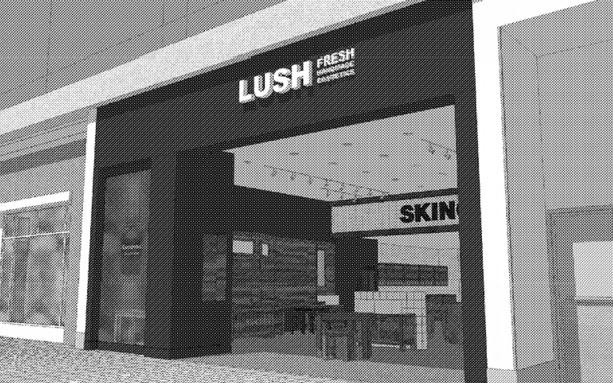 Lush Cosmetics - Lenox Square Mall