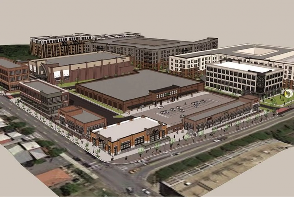Madison Yards - Rendering