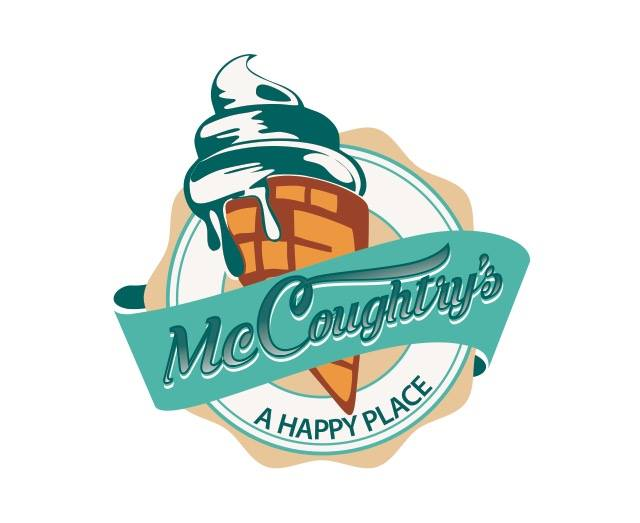 McCoughtry's Ice Cream | Logo