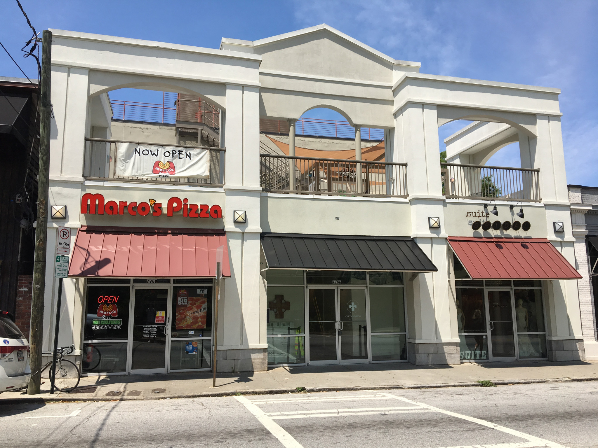 N. Highland Avenue - Marco's Pizza