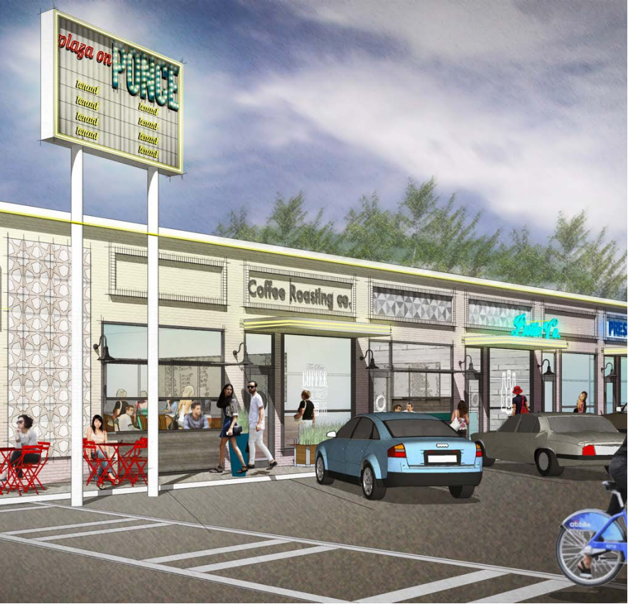 Plaza on Ponce - Rendering 4