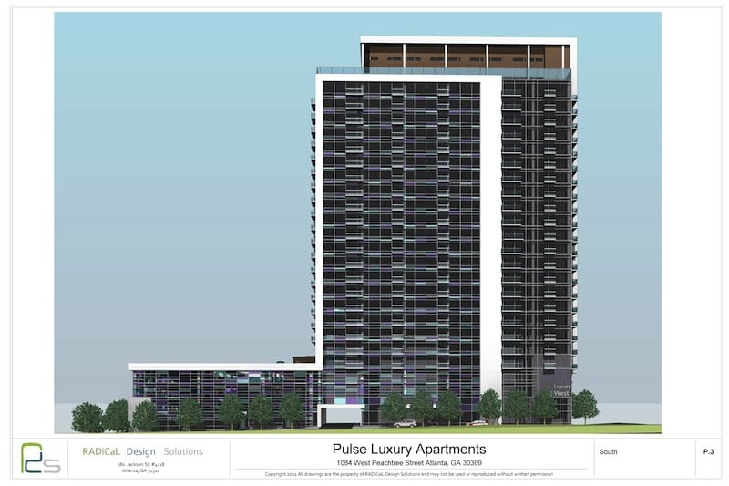 Pulse Luxury Apartments ~ what now atlanta