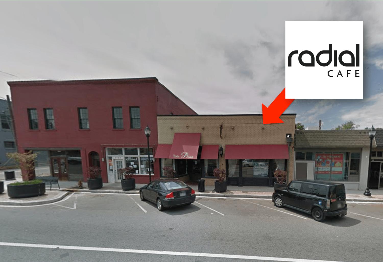 Radial Cafe Candler Park