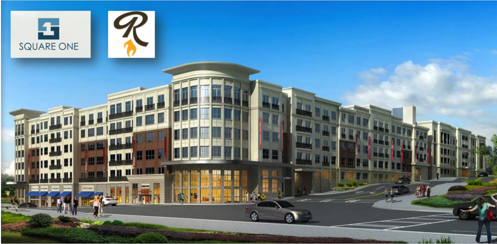 Rize Artisan Pizza | Square One Apartments