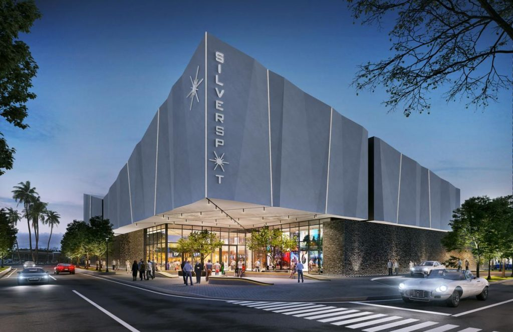 Silverspot Cinema - The Battery Atlanta - Rendering 1