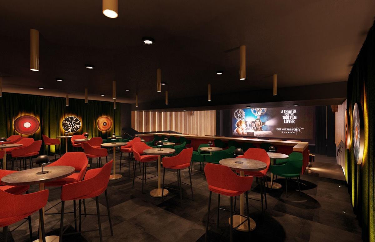 Silverspot Cinema - The Battery Atlanta - Rendering 2