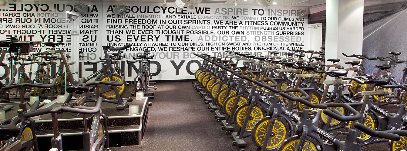 SoulCycle - Shops Around Lenox
