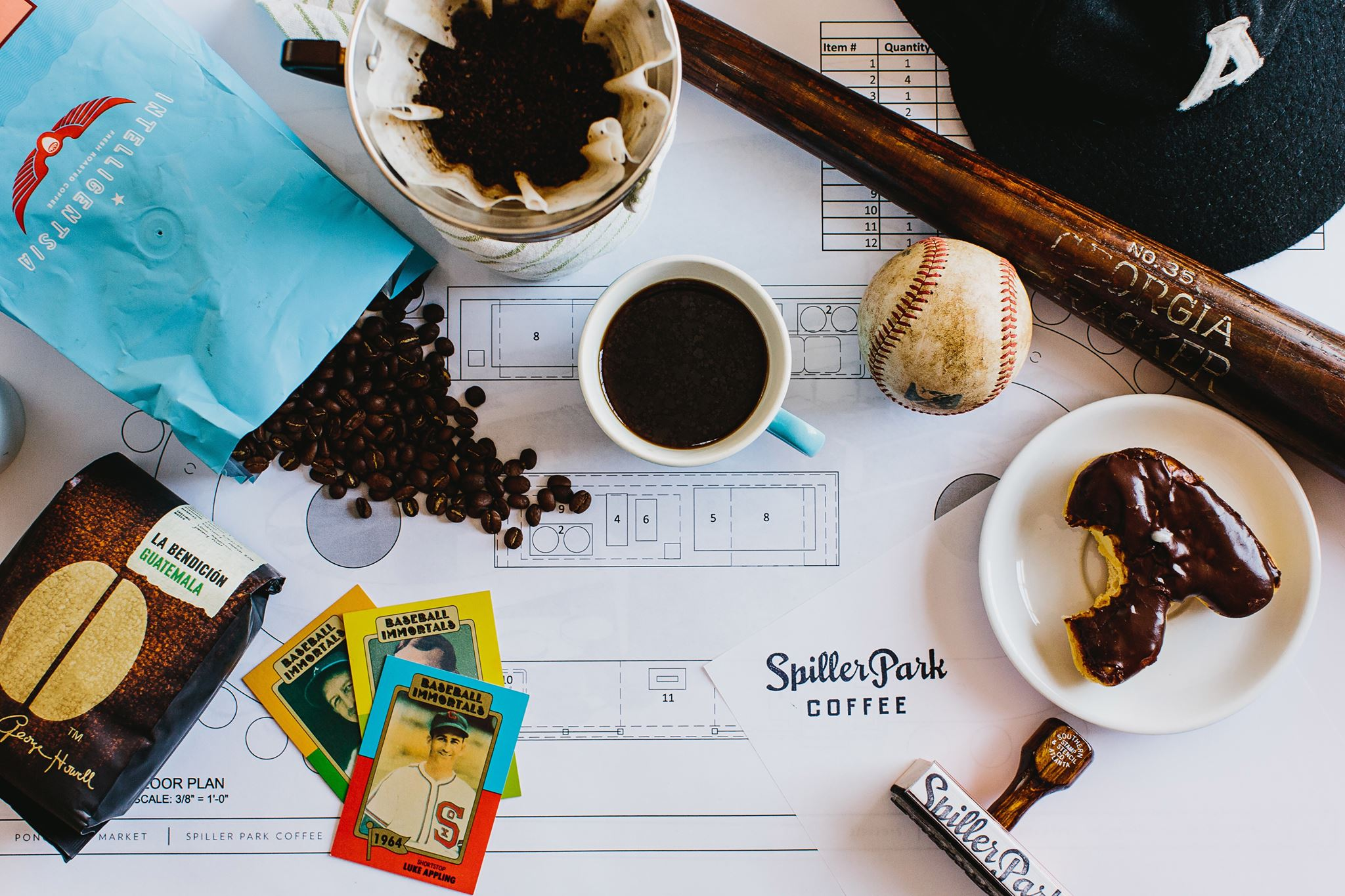 Spiller Park Coffee - Toco Hills
