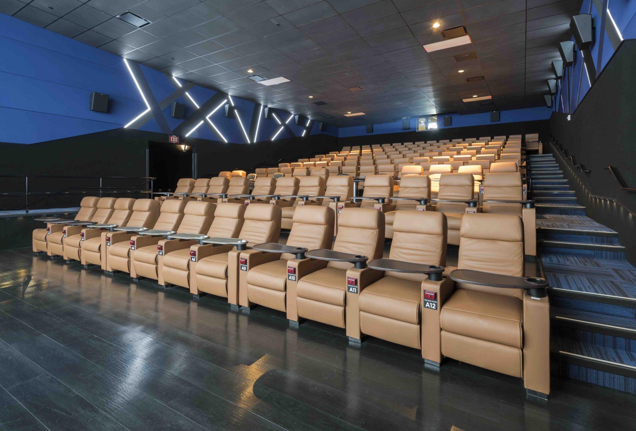 Studio Move Grill Marietta Seats