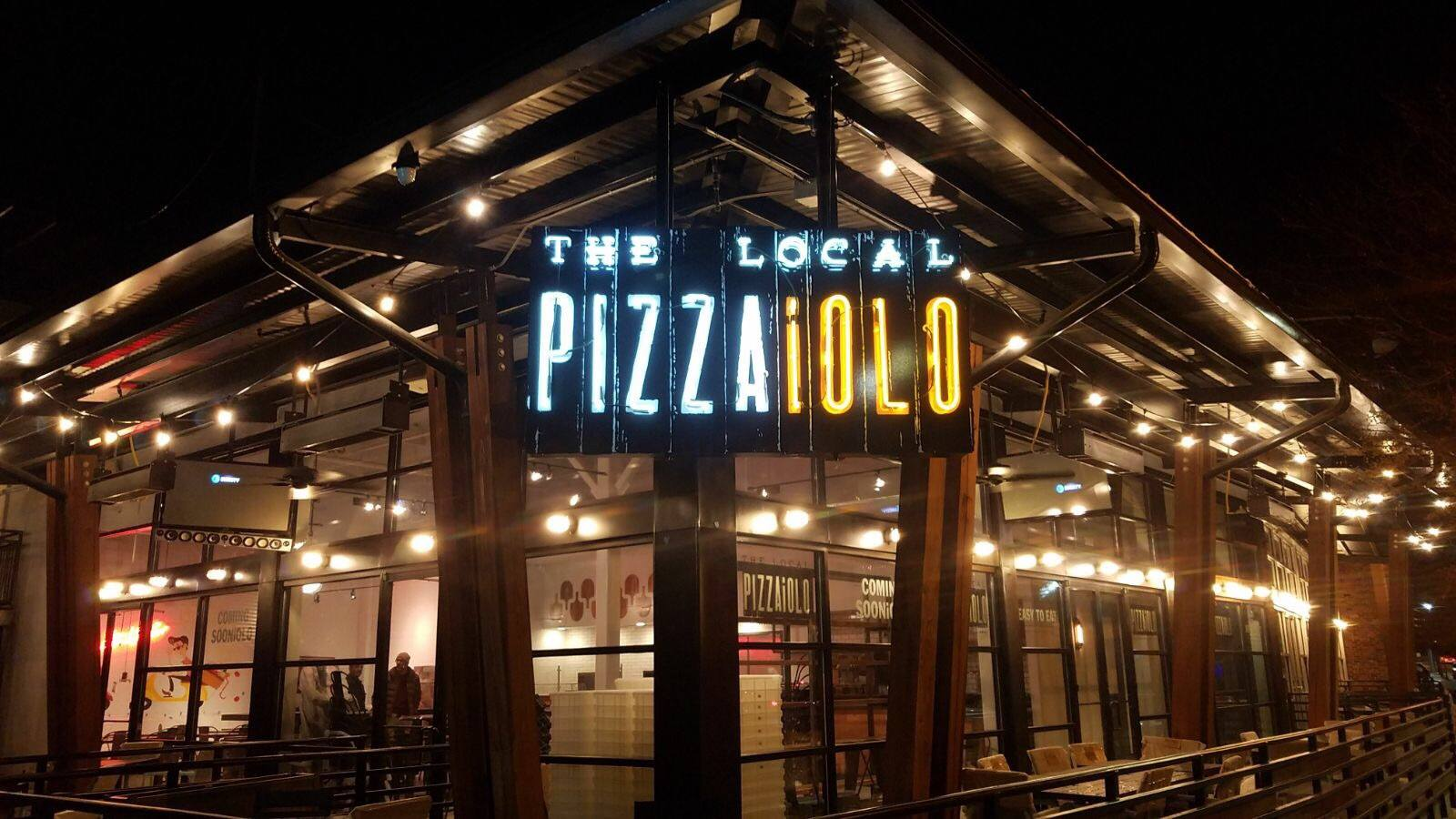 The Local Pizzaiolo - Westside