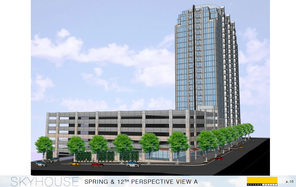 skyhouse rendering ~ what now, atlanta?