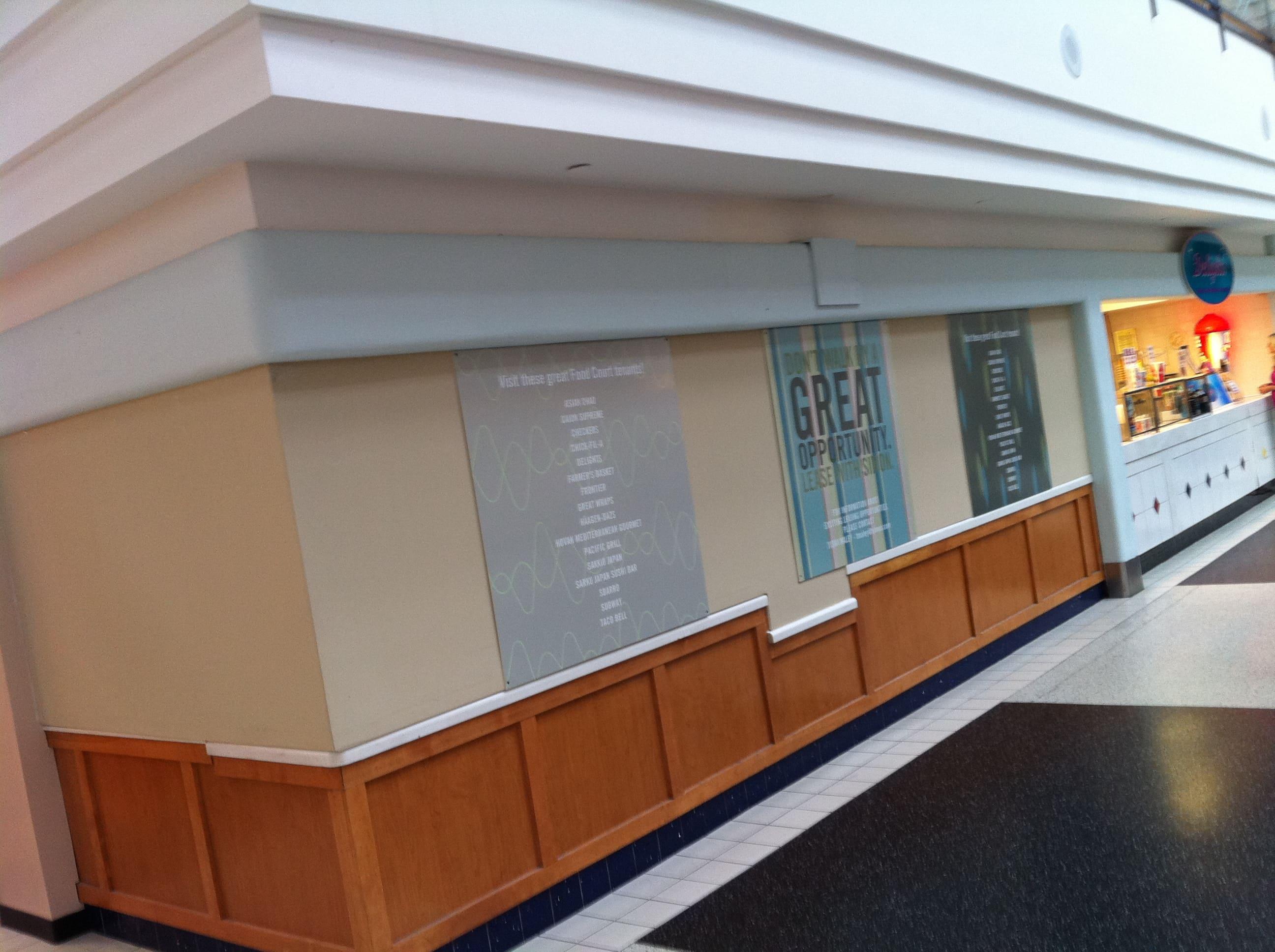 Restaurants In Lenox Mall Food Court