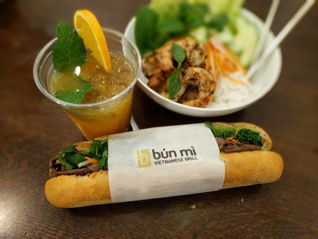 Bún Mì Vietnamese Grill