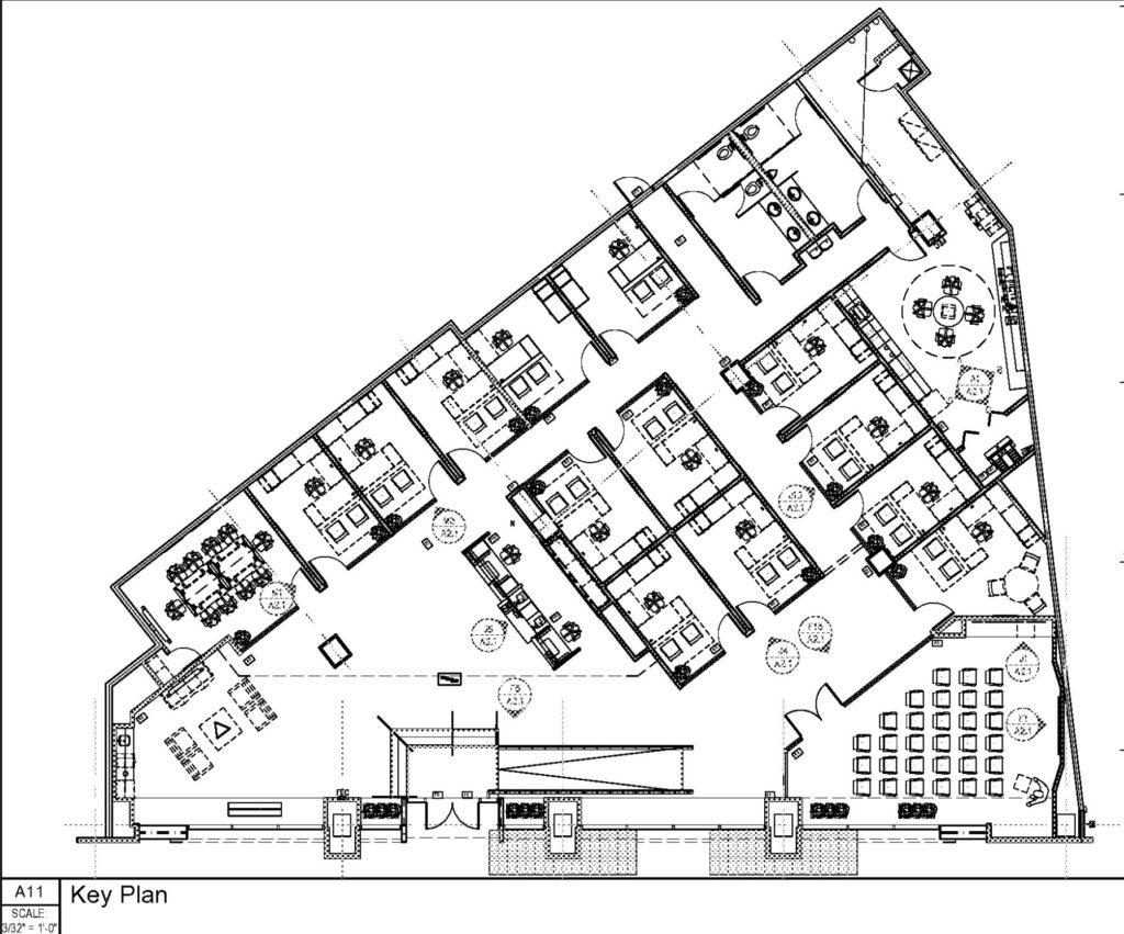 Charles Schwab - Site Plan